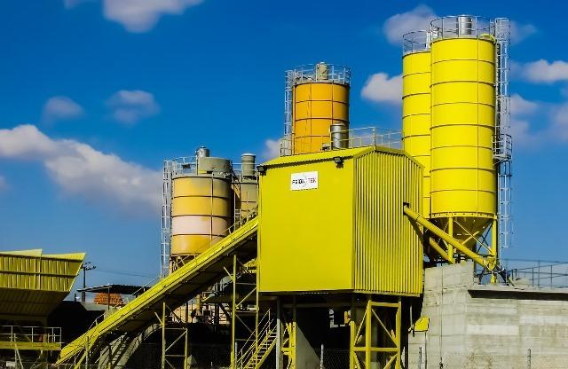 ПДВ (НДВ) Бетонный завод