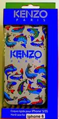 Чехол-накладка soft-touch-силикон Kenzo для iPhone 6 4,7 №3