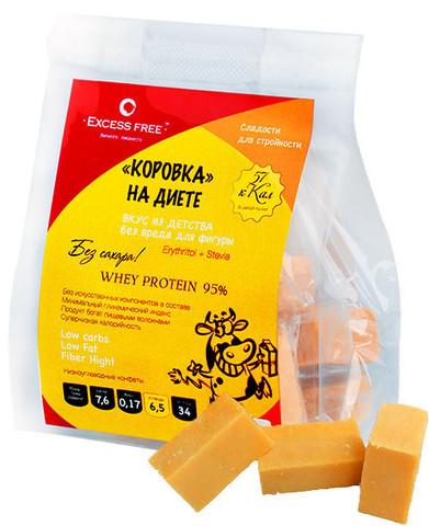 Excess Free конфеты низкоуглеводные «Коровка на диете»
