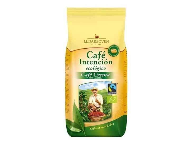 Кофе в зернах J.J. Darboven Intencion Ecologico, 500 г