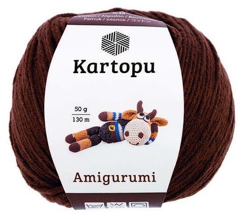 Купить Пряжа Kartopu Amigurumi Код цвета K890 | Интернет-магазин пряжи «Пряха»