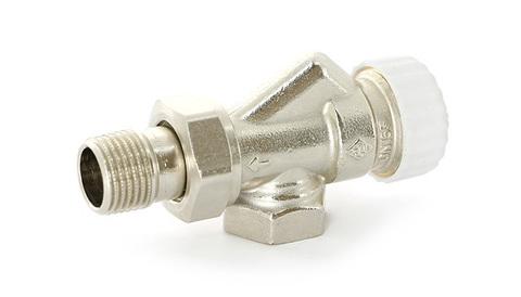 Вентиль термостатический осевой Uni-Fitt Thermo 1/2