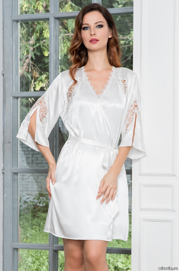 Шелковые халаты Халат женский MIA Amore MIRABELLA МИРАБЕЛЛА 2073 2073.jpg