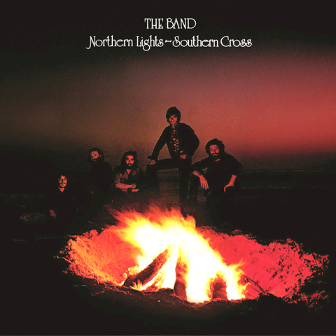 The Band / Northern Lights - Southern Cross (LP)