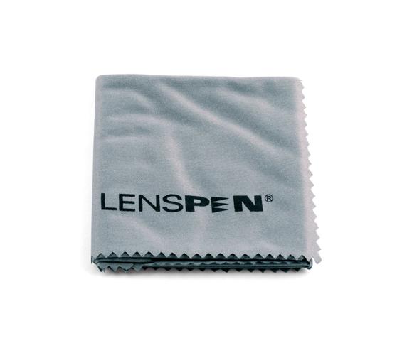 Чистящая салфетка из микрофибры Lenspen MicroKlear - фото 3 - ткань без ворсинок