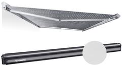 Маркиза автомобильная Dometic PW 1100 длина 4,0 м (черный корпус)