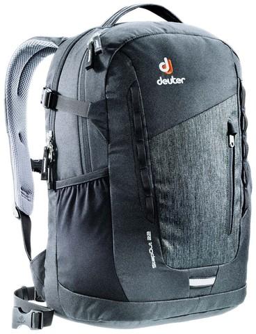 Картинка рюкзак для ноутбука Deuter Step Out 22 Dresscode-Black - 1