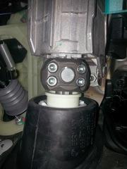 Блокиратор рулевого вала для BMW 3 SERIES F30 (2011-) - Гарант Блок Люкс 396.E/f