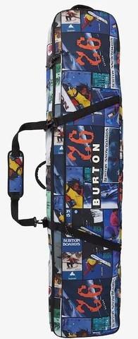Картинка чехол для сноуборда Burton wheelie gig bag Catalog Collage Prt - 1