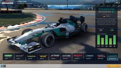 Motorsport Manager (для ПК, цифровой ключ)