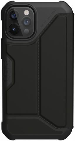 Чехол-книжка Uag Metropolis кожа для iPhone 12/ 12 Pro 6.1