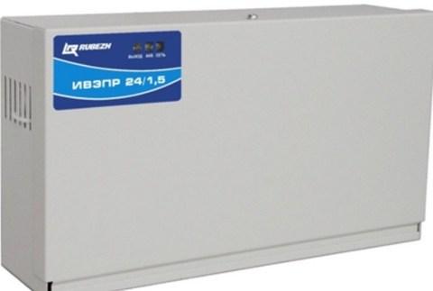 Источник вторичного электропитания резервированный ИВЭПР 24/1,5 2х7-Р БР