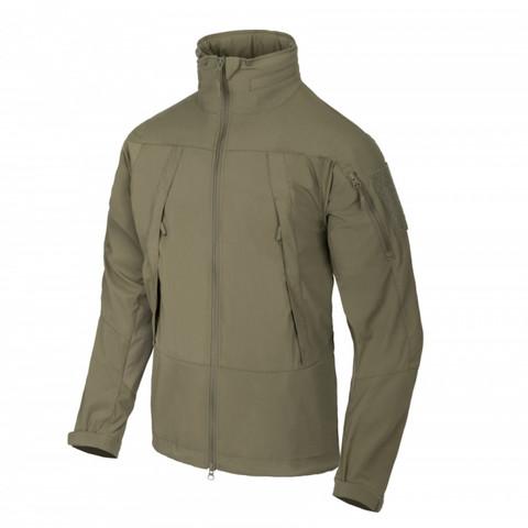 Куртка Helikon BLIZZARD - StormStretch-Adaptive Green