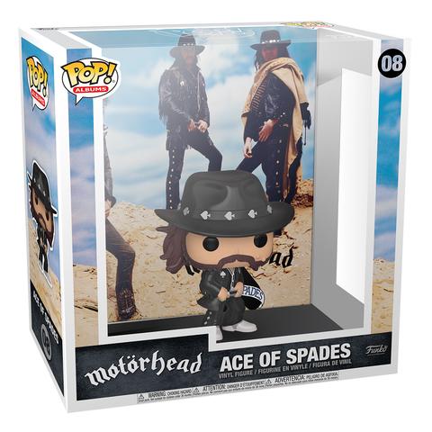 Фигурка Funko POP! Vinyl: Albums: Motorhead Ace of Spades