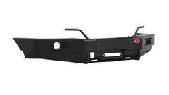 Передний силовой бампер OJ без дуг в максимальной комплектации.