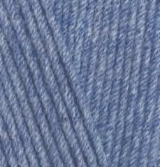 374 (голубой меланж)
