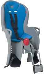 Детское велокресло с наклоном Hamax Sleepy 551524 Medium Grey/Light Blue