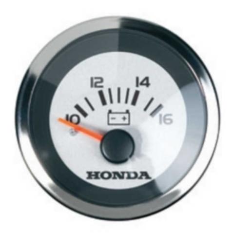 Вольтметр для Honda, 10-16 Вольт
