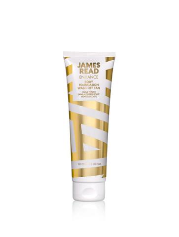 James Read  Смываемый автозагар для лица и тела Body Foundation Wash Off Tan Face & Body