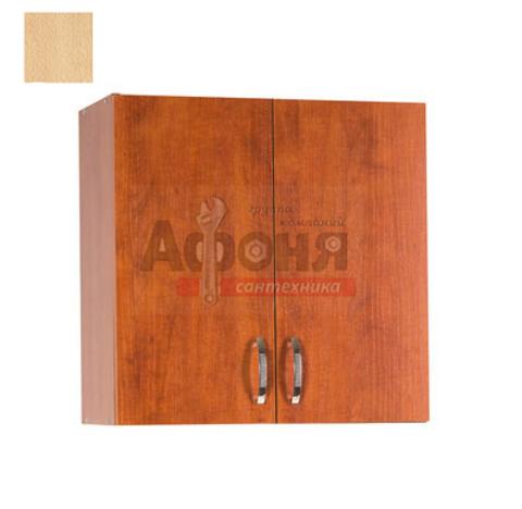 Шкаф для посуды 60 цвет бук (с сушкой) (ЛДСП)