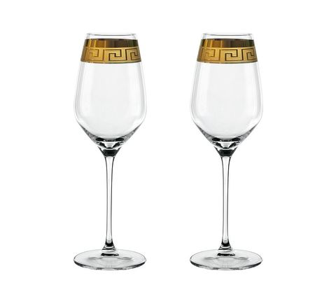 Набор из 2 хрустальных фужеров для вина Muse White wine XL, 500 мл