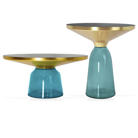 Журнальный столик Bell by ClassiCon (голубой)