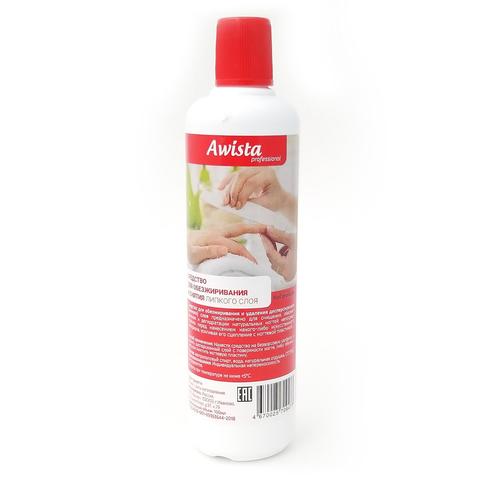Awista, средство для обезжиривания и снятия липкого слоя, 1л