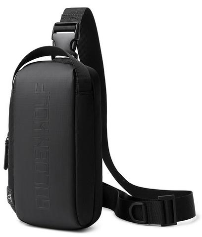 Нагрудная сумка через плечо Golden Wolf GXB00131