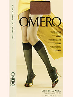 Гольфы Omero Musa Comfort (2 П.) 30