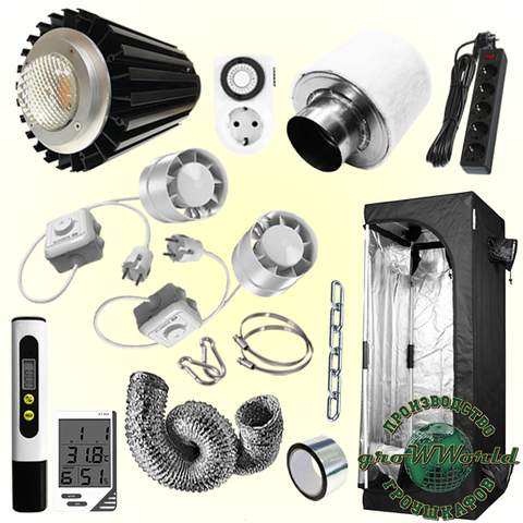 60х60х160 PROBOX LED CITIZEN 200w COB SUPERSILENT