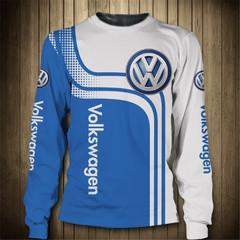 Толстовка 3D принт, Volkswagen (3Д Свитшот Фольксваген) 02