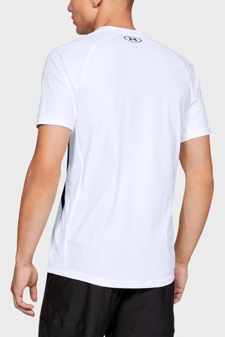 Мужская белая футболка TBorne Vanish Under Armour