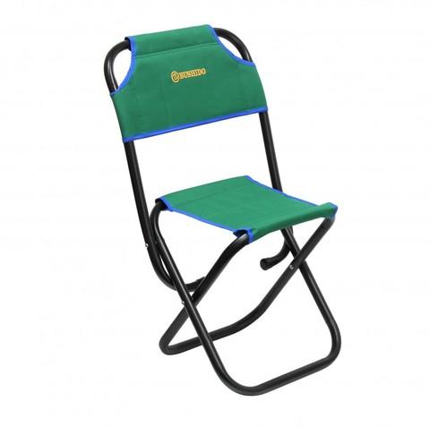 стул со спинкой /BUSHIDO/  тип- 3 (70х38х30х37) СРЕДНИЙ (цвет ЗЕЛЁНЫЙ) 0704-102