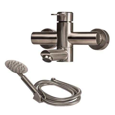 Смеситель для ванны Globus Lux WIEN SBT2-102N