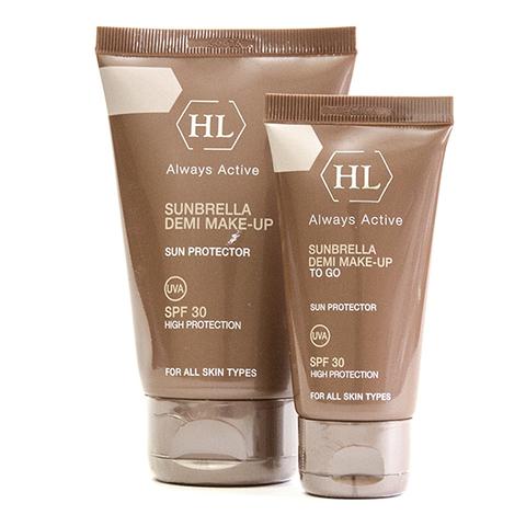 HOLY LAND Солнцезащитный крем с тонирующим эффектом SPF 30 | Sunbrella Demi Make-Up SPF 30