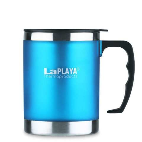 Термокружка LaPlaya TRM 3000 (0,4 литра), синяя