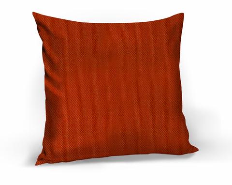 Подушка декоративная Адриана красный