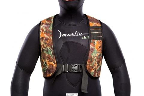 Разгрузочный жилет Marlin Vest Camo Brown – 88003332291 изображение 6