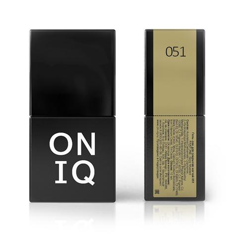 OGP-051 Гель-лак для покрытия ногтей. PANTONE: Spicy Mustard