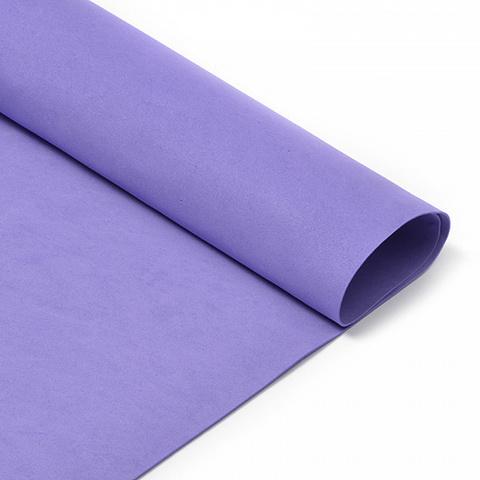 Фоамиран 1мм, 50*50 см, фиолетовый