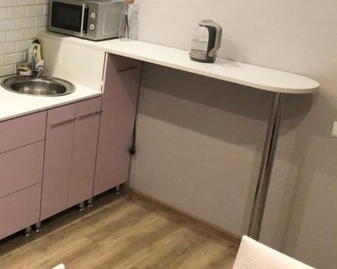 Стол кухонный  ТОКИО выдвижной барный 41-400