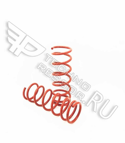 ВАЗ 2101-07 Серия Дрифт задние пружины (25КГ)  -30мм 2шт.