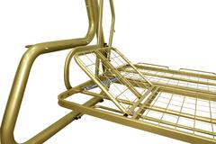 Качель садовая Золотая корона 76 Шоколад, 2017-КД-56