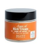 Насыщенный крем для лица с аргановым маслом Jigott