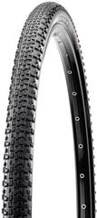 Велопокрышка Maxxis Rambler 700x45C 45-622 120 Carbon Fiber 520 Dual 75 Black EXO/TR