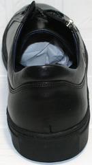 Необычные кеды мужские Ікос 1528-1 Black
