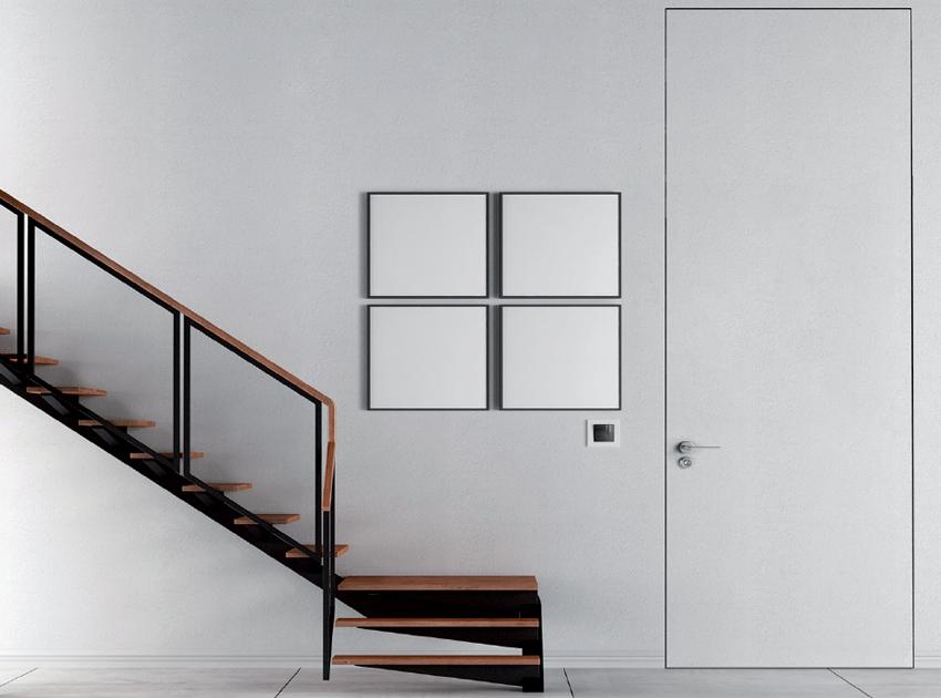 Дверь скрытая DESIGN