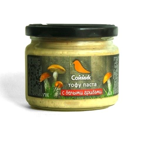 Соймик Тофу-паста с белыми грибами 260 г