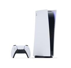Игровая консоль Sony PlayStation 5 Digital Edition (White, CFI-1008A)