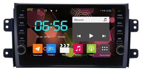 Магнитола  для Suzuki SX4 (2006-2013)Android 8.1 6/64IPS DSP модель CB2028T9KP